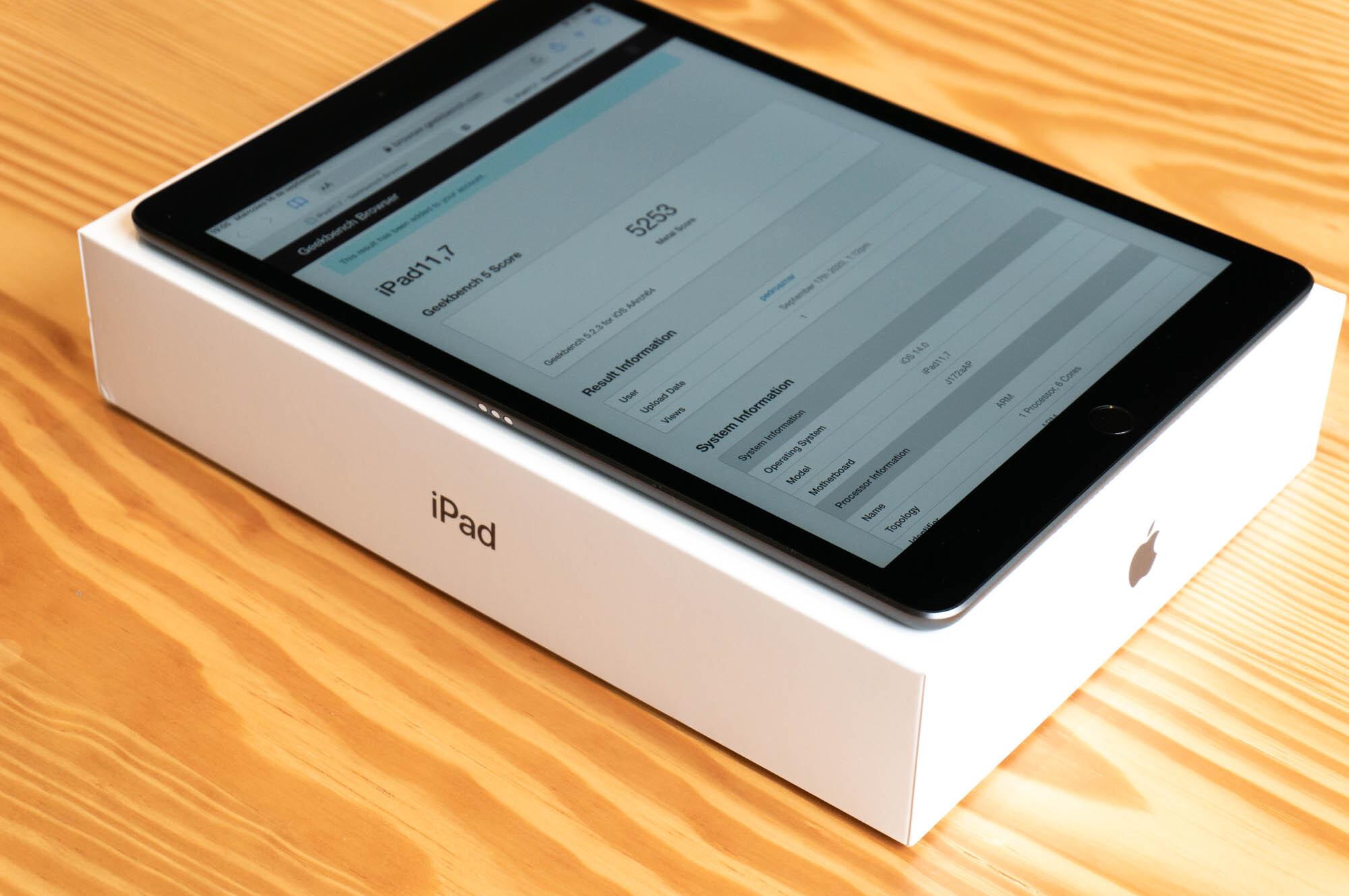 Foto de iPad 8a Generación 2020 (13/23)