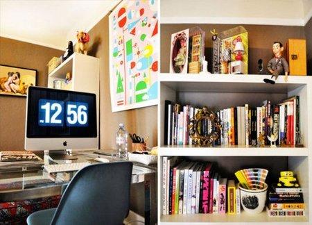 Otra vista del despacho femenino.