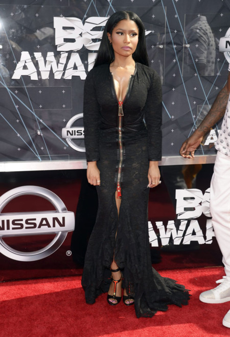 Nicki Minaj Bet Look 1
