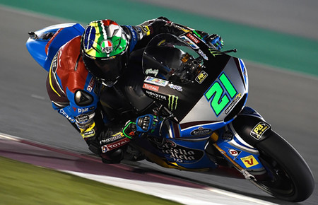 Morbidelli Pretemporada 2017 Catar
