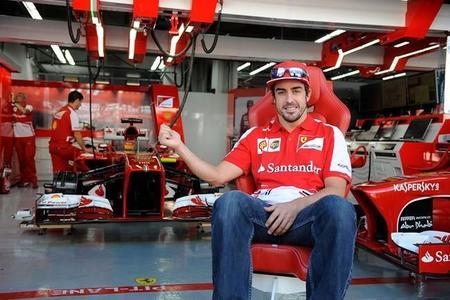 """Fernando Alonso: """"si Red Bull no falla, tienen el título en el bolsillo"""""""