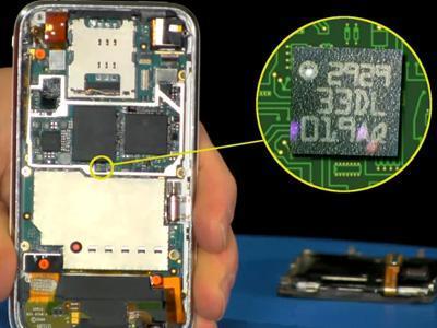 Así funciona el acelerómetro en nuestros teléfonos