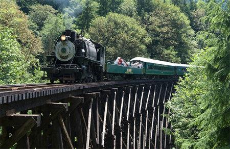 Tren Monte Rainier