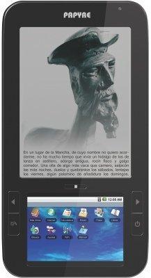 Papyre 6.S Alex, el lector con Android llega a España de la mano de Grammata