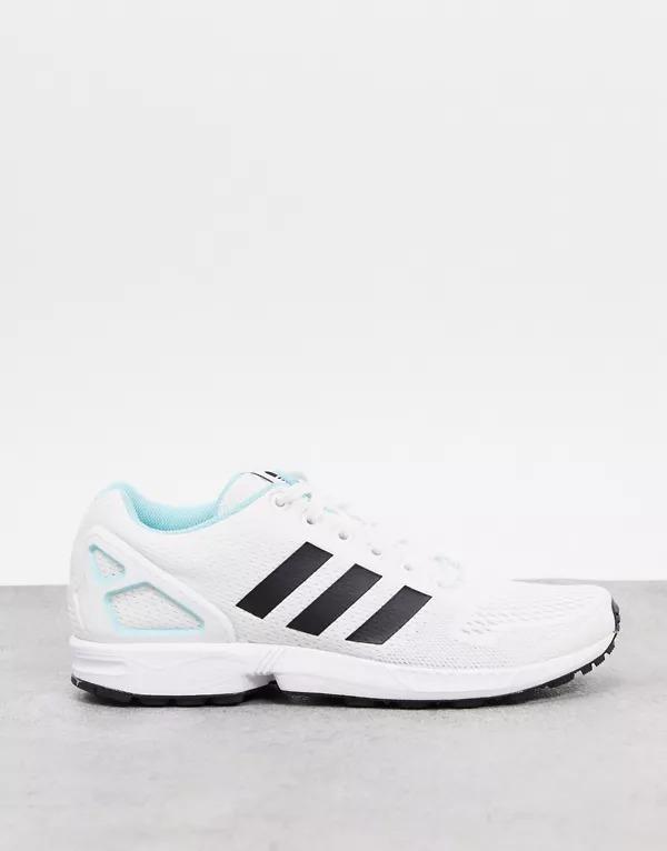 Zapatillas blancas ZX Flux de adidas Originals