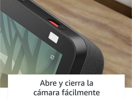 Nuevo Echo Show 8 Privacidad Camara