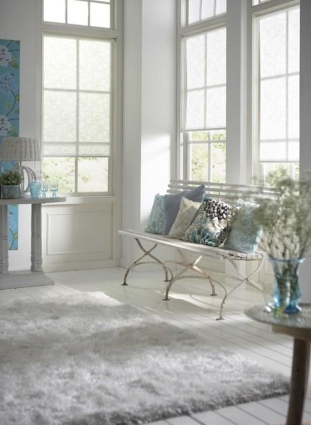El blanco nunca pasa de moda en decoración: ejemplos que lo demuestran
