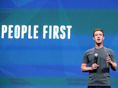 Facebook ya tiene 2.000 millones de usuarios activos