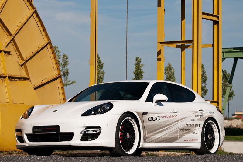 Foto de Porsche Panamera Turbo S por edo competition (14/28)
