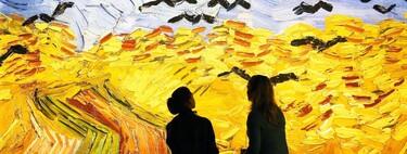 Llega a Madrid 'Meet Vincent van Gogh Experience', una exposición del pintor holandés que se puede tocar
