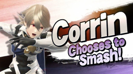 Super Smash Bros Corrin