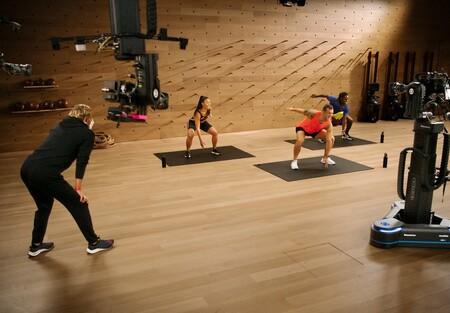 Apple Fitness+ emplea cámaras de cine Super 35 de alta gama para grabar sus clases en un estudio de 2100 metros cuadrados