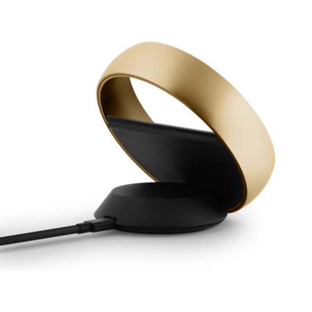 Ps Halo Brass Table Charger