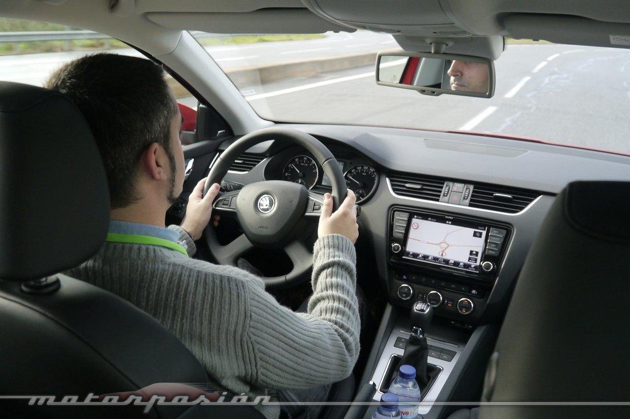 Foto de Škoda Octavia 2013 (presentación) (40/58)
