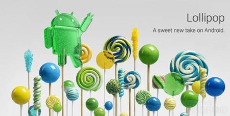 Android 5.0 Lollipop incluye de manera oficial al gallego y al euskera entre sus idiomas