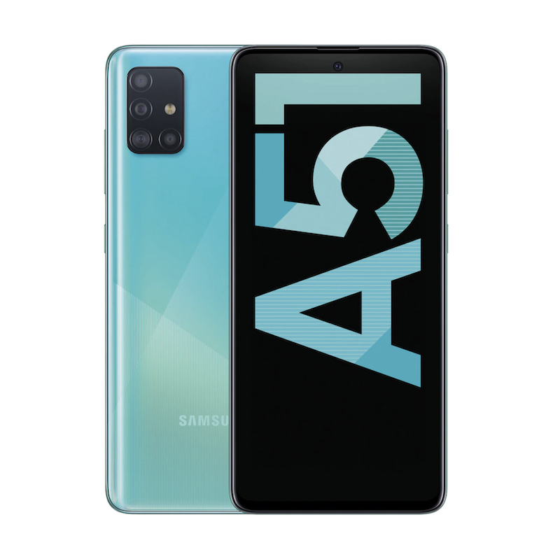 Samsung Galaxy A51 4+128 GB Azul móvil libre