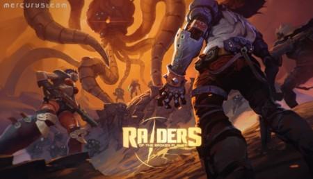 Anunciado Raiders of the Broken Planet, la nueva aventura multijugador de MercurySteam