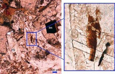 Hallado en Australia un mineral que solo se había encontrado en la Luna