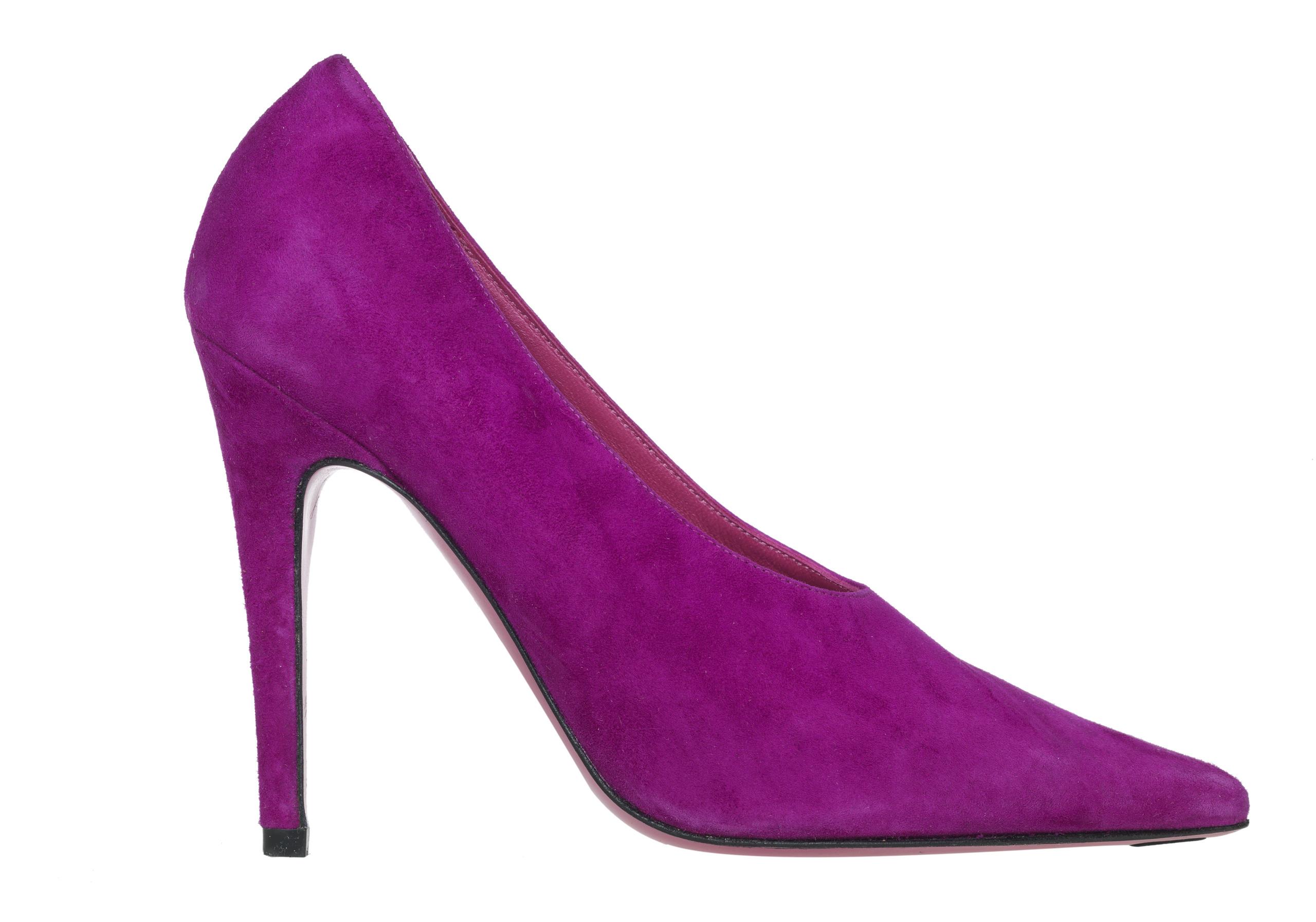 Foto de Los zapatos de Úrsula Mascaró nos auguran un invierno lleno de color (36/68)