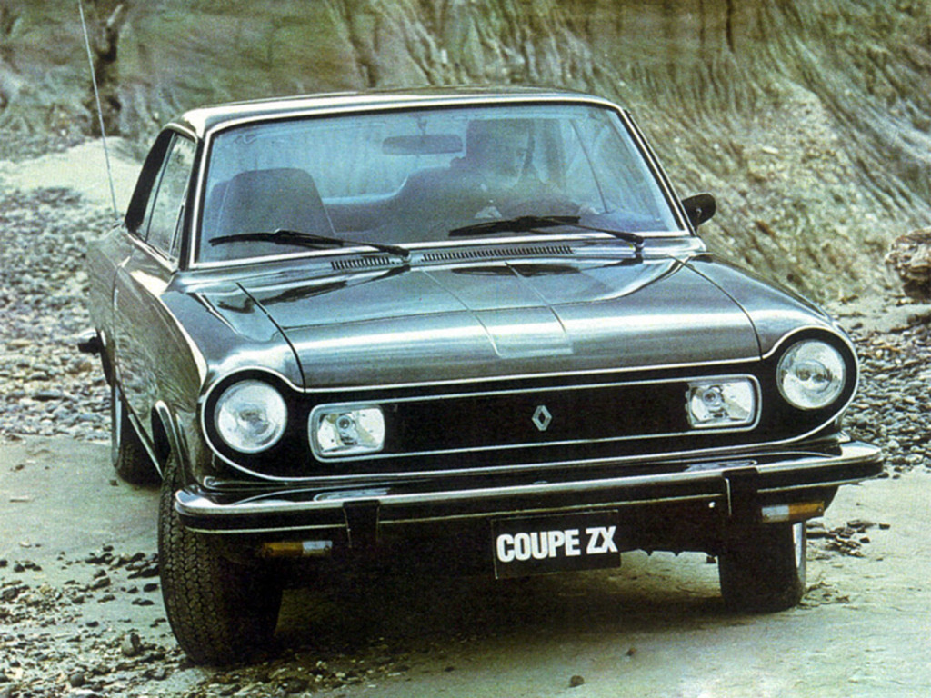 Renault Torino Coupe Zx