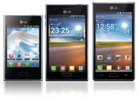 La familia LG Optimus L pasa las quince millones de unidades vendidas