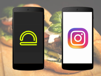 """Dysh versus Instagram: ¿cuál es la mejor app para ser un auténtico """"infoodencer""""?"""