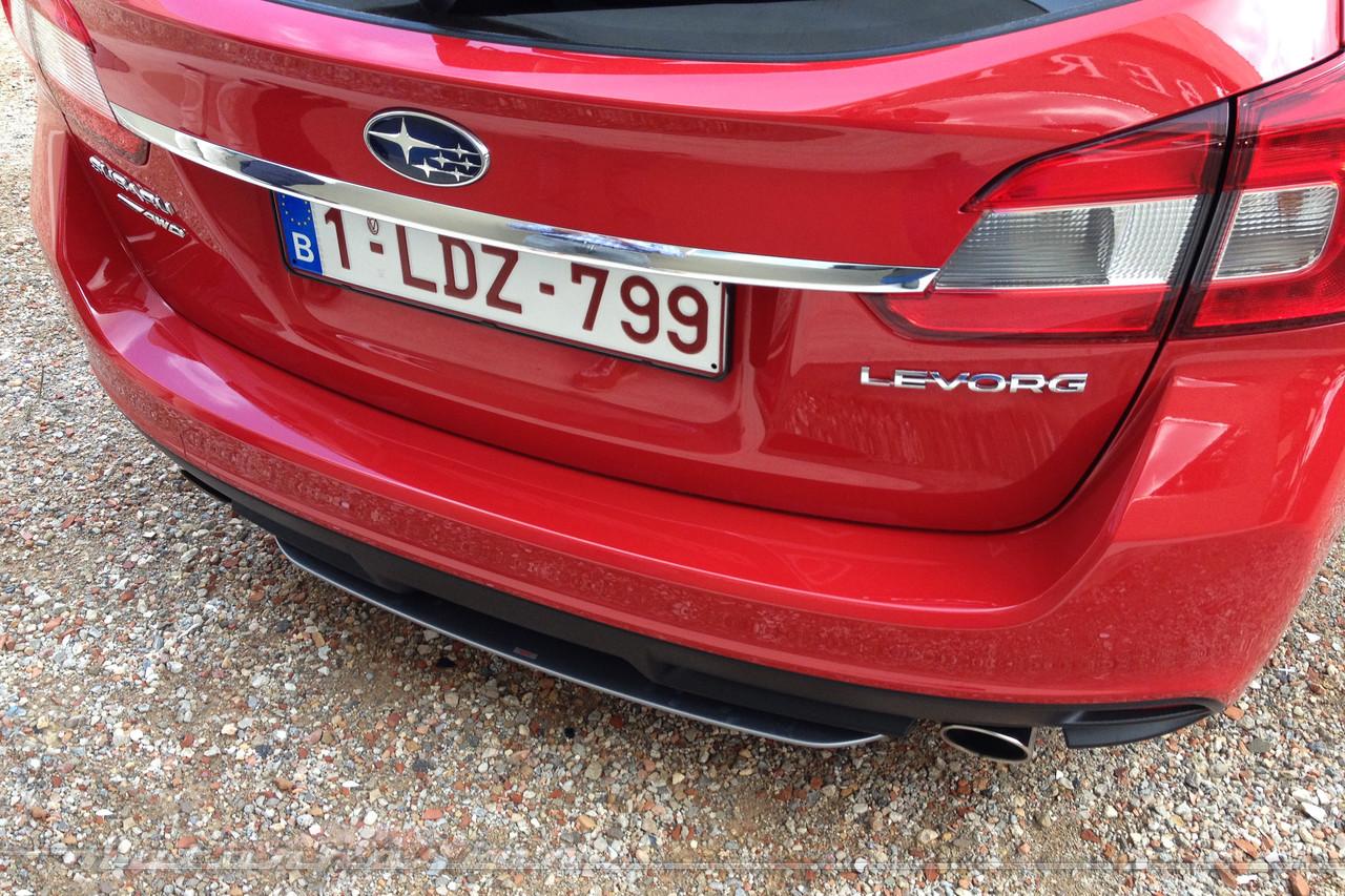 Foto de Subaru Levorg - contacto (10/20)
