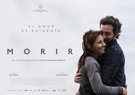'Morir' es una angustiosa historia de amor que te sumerge en el abismo de sus personajes