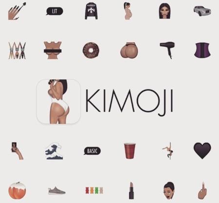 Kimoji Kim Kardashian App 1