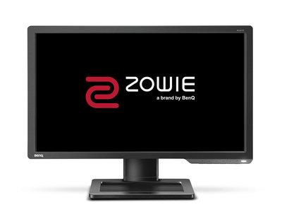 BenQ pone a la venta un nuevo monitor de gama de entrada pensado para e-sports: el BenQ Zowie XL2411P