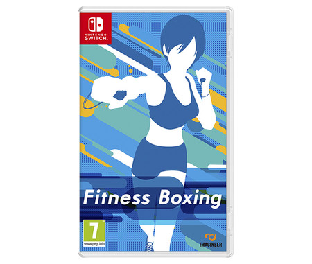 Switch Fitness Boxing Regalos Tecnologicos Navidades