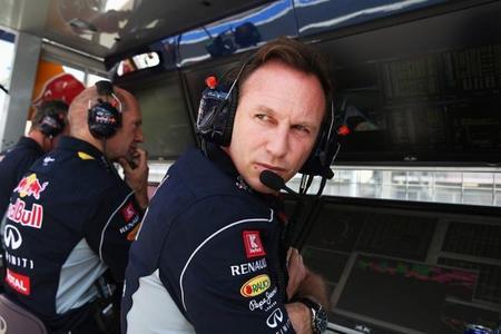 Christian Horner explica la estrategia de Red Bull