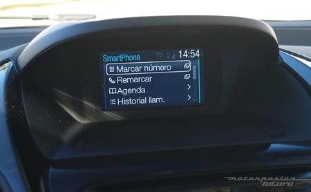 Ford Sync pantalla