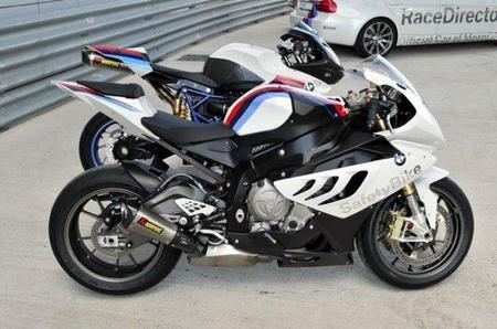 La BMW S1000RR se mide a sí misma en campeonato.