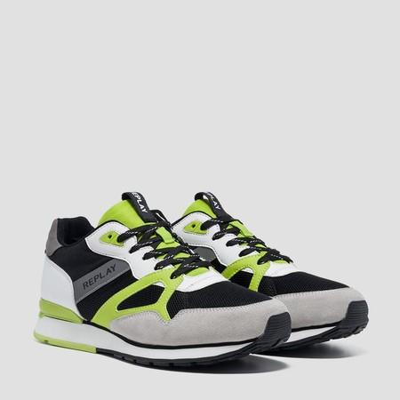 Estas Zapatillas De Replay De Diseno Retro Estan Llenas De Color Para Llevar Con Todos Tus Looks