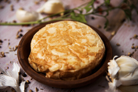 Tortilla de patatas fitness: receta saludable