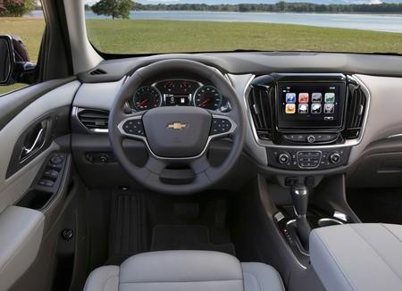 Chevrolet Traverse 2018 3