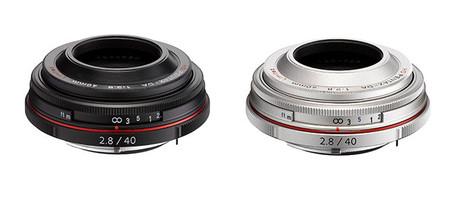 Pentax HD DA 40 mm f2.8