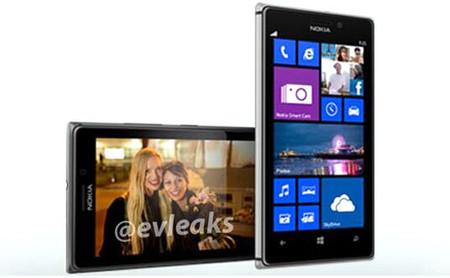 Se filtra la primer imagen del Nokia Lumia 925