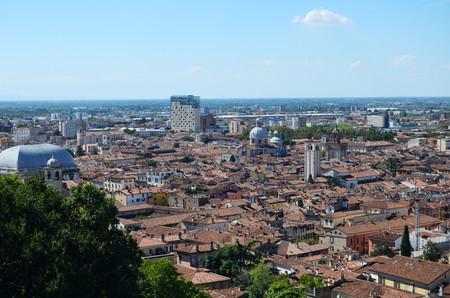 Brescia desde el Castillo