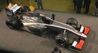 HRT F1 Team se presentó en Murcia