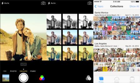 iOS 7 Fotos