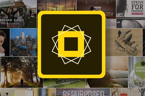 Probamos Adobe Spark Post, una app para crear bonitas historias para cualquier red social