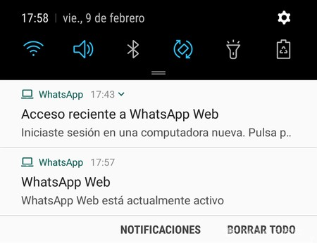 Notificaciones Ojocuidado