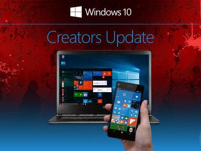 Windows 10 Creators Update sólo llegará de forma oficial a 13 teléfonos, al menos por ahora