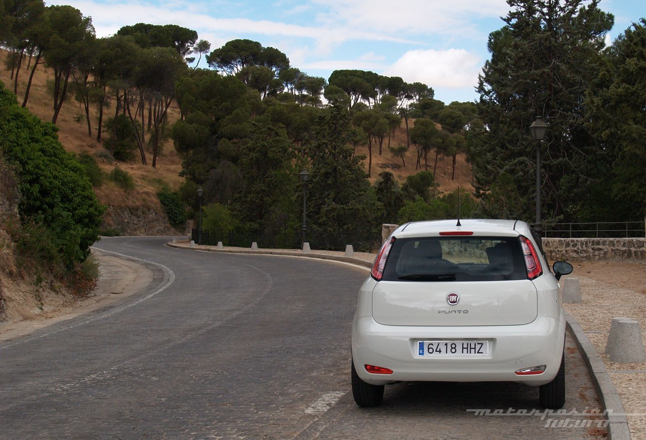 Foto de Fiat Punto GLP (prueba) (2/27)