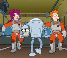 Más información sobre el regreso de Futurama