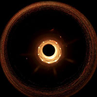 """Unos astrónomos creen haber averiguado por qué el """"Planeta 9"""" nos tiene engañados: no parece un planeta, sino un agujero negro"""