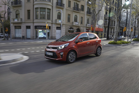 Kia Picanto 2017 Pop Orange 420