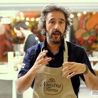 Un menú de Navidad con productos del supermercado elaborado por el dos estrellas Michelin Diego Guerrero